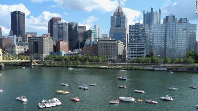 If You Want To  Live In The Future Visit Pittsburgh City In USA